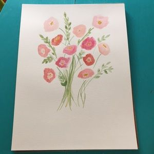 11in x 15 in watercolor painting